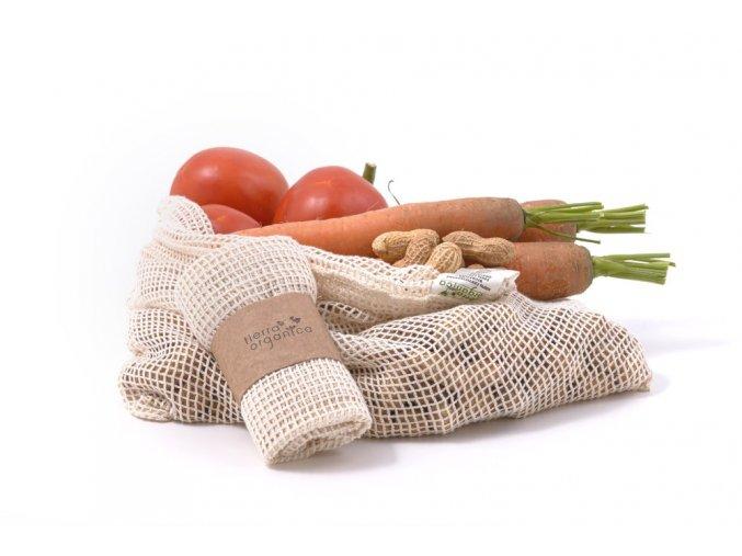 Sieťové vrecko na zeleninu