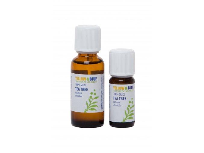 Silica tea-tree 10 ml