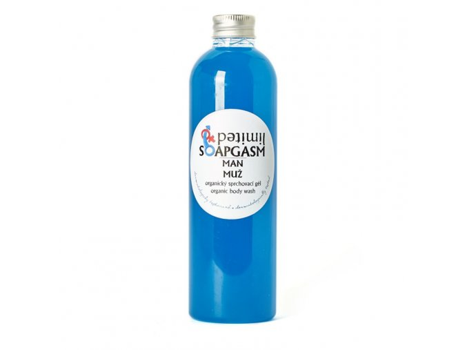muz organicky sprchovaci gel