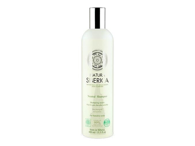 Neutrálny šampón na citlivú pokožku
