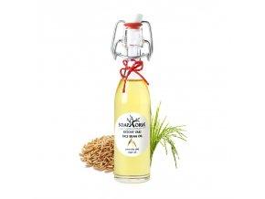 Ryžový olej - BIO, panenský, 100% z ekologického poľnohospodárstva