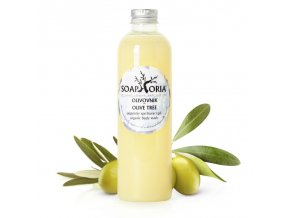 olivovnik organicky sprchovaci gel