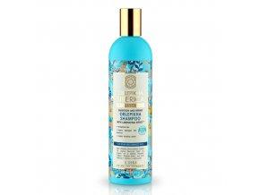 Rakytníkový šampón pre slabé a poškodené vlasy - Efekt laminácia