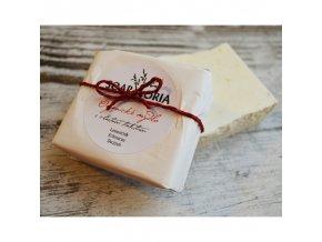 Organické mydlo na psoriázu, ekzém a problematickú pokožku s vlastnou tinktúrou