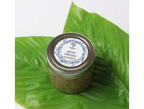 Soľný peeling levanduľový 100 ml