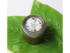 Kokosový peeling s kofeínom 100 ml