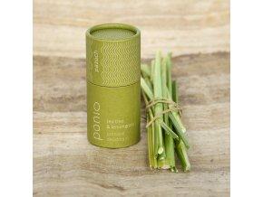 Tea tree a lemongras - prírodný dezodorant