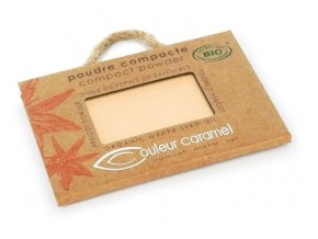 Bio kompaktný púder Couleur Caramel