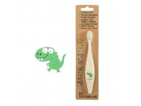 Bio zubná keka pre deti Dino