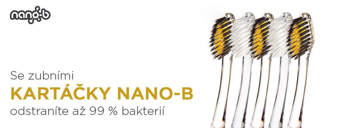 Kartáčky Nano-B