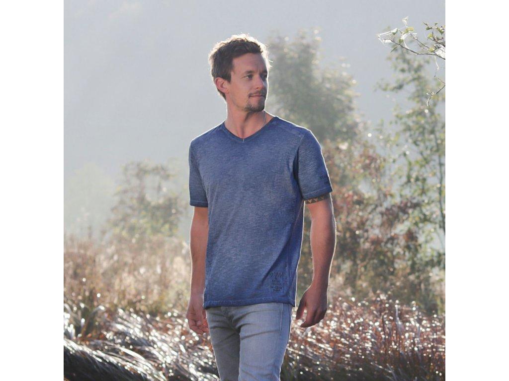 2679 t shirt nature free jeansblau 8405 (1)