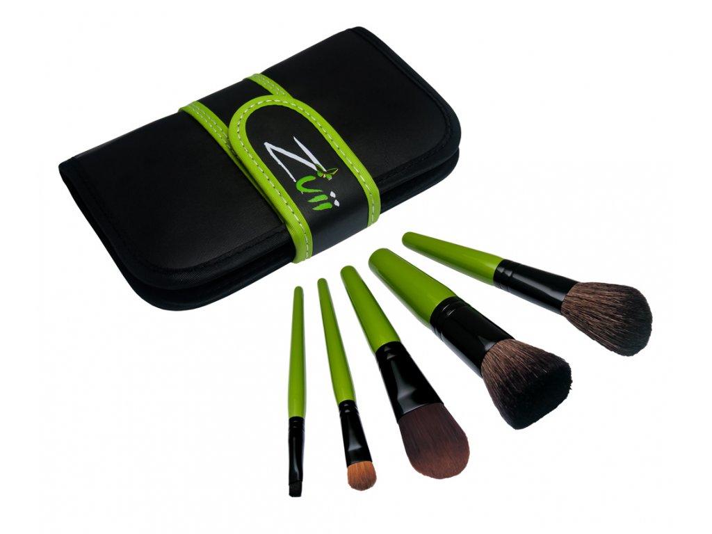 Zuii Organic Sada kosmetických štětců ZUII na make-up