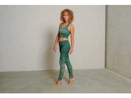 Yogaset smaragd