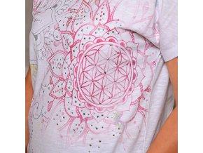 Tričko z bio bavlny Fancy (Velikost XXL)