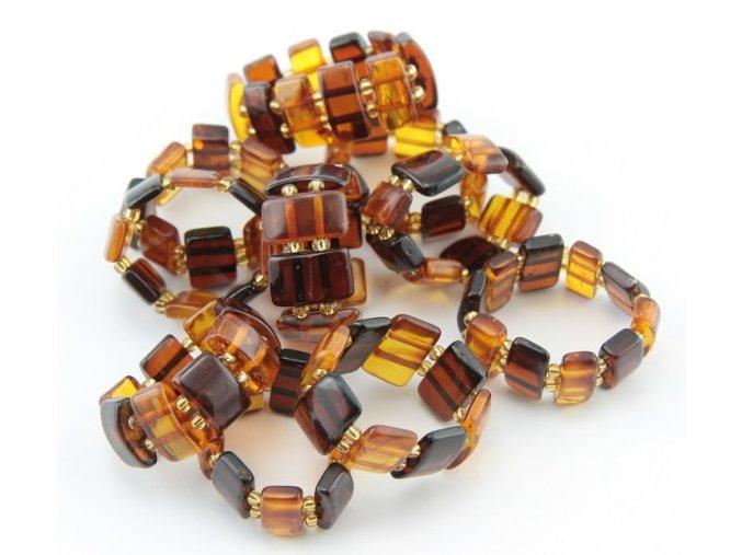 jantarovy prsten michany