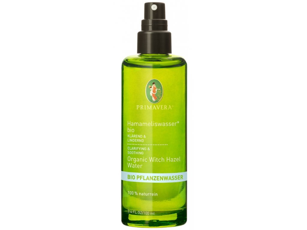 primavera organic witch hazel water 100 ml 1058016 en