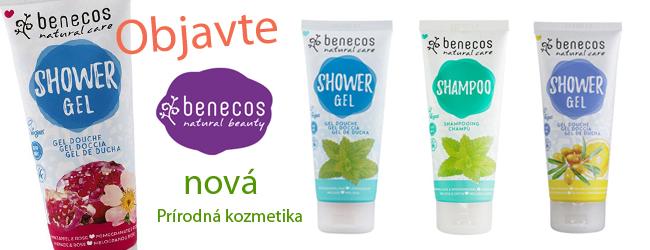 Benecos prírodná kozmetika