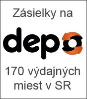Zásielky lacno a prakticky cez Depo.sk
