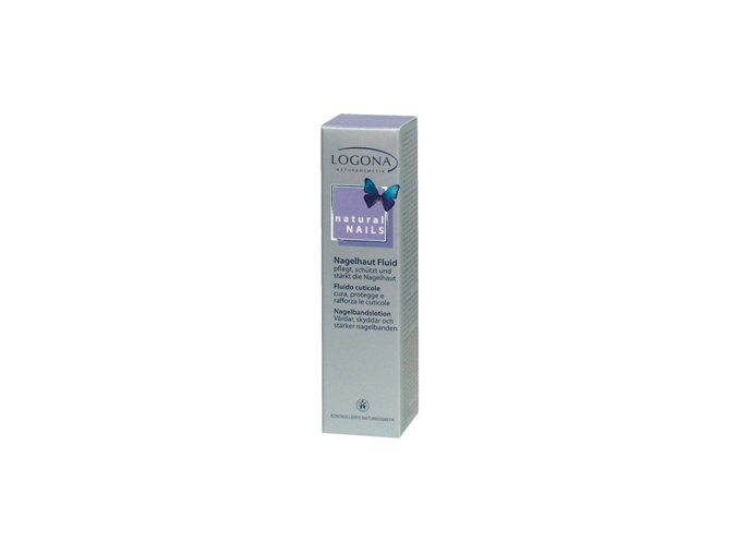 Fluid na kožu okolo nechtov LOGONA (Objem 15 ml)