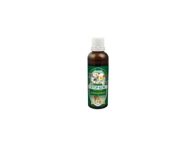 Stop kok - tinktúra s betaglukánom PG61 (Objem 50 ml)
