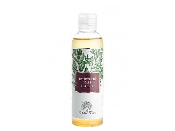 hydrofilny olej s tea tree