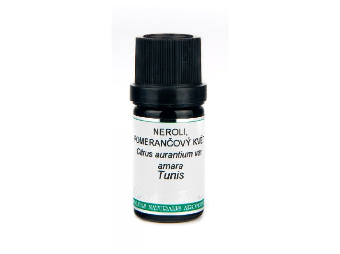 Neroli, pomarančový kvet éterický olej - Nobilis Tilia (Objem 1 ml)