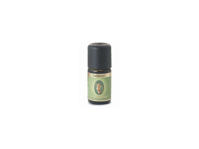 Éterický olej Kardamon BIO - Primavera (Objem 5 ml)