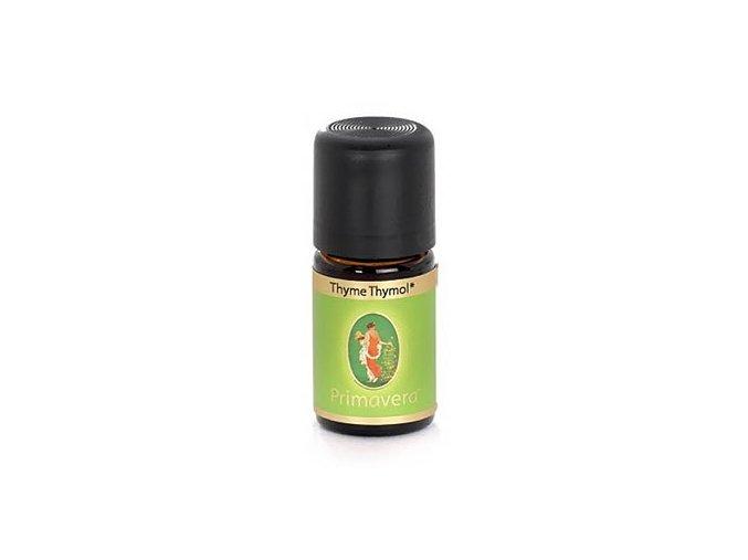 Éterický olej Tymián Turecký BIO - Primavera (Objem 5 ml)