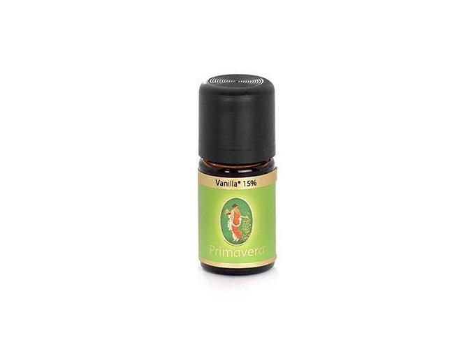 Éterický olej Vanilka extrakt BIO - Primavera (Objem 5 ml)
