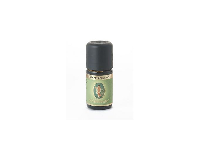 Éterický olej Ylang Ylang Extra BIO - Primavera (Objem 5 ml)