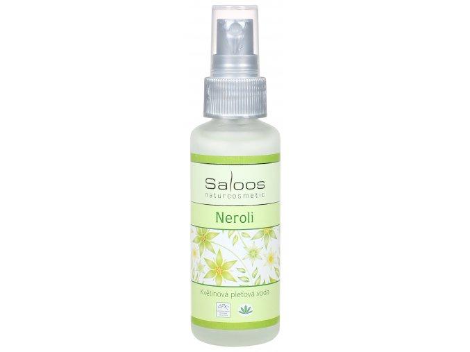 Neroli kvetová voda Saloos (Objem 50 ml)