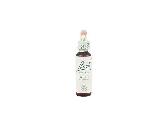 HOLLY - Cezmína ostrolistá (Objem 20 ml)