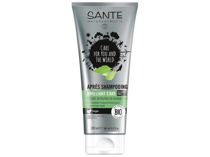 Vlasový kondicionér Brilliant care - Sante (Objem 200 ml)