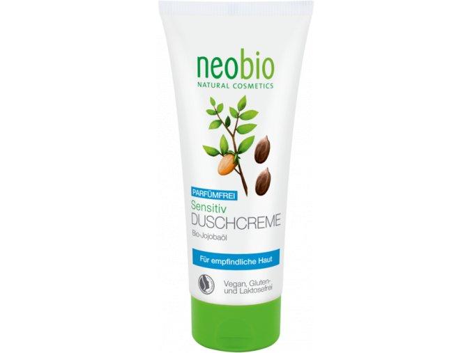 neobio sprchovy krem sensitive 633
