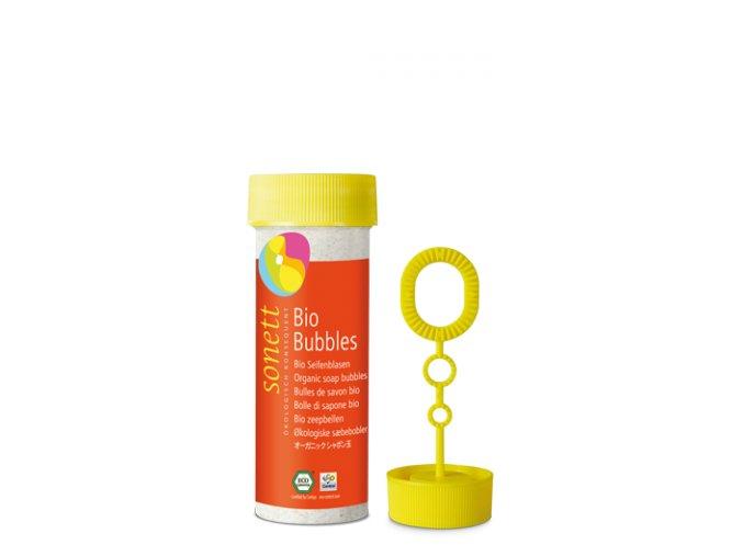 BIO Detský bublifuk - Sonett (Objem 45 ml)