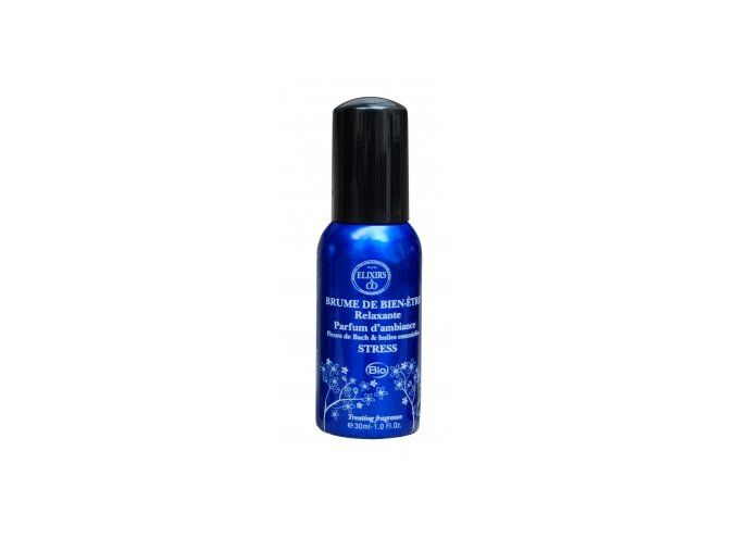 Aura parfém Stres BIO Bachove esencie (Obsah 30 ml)