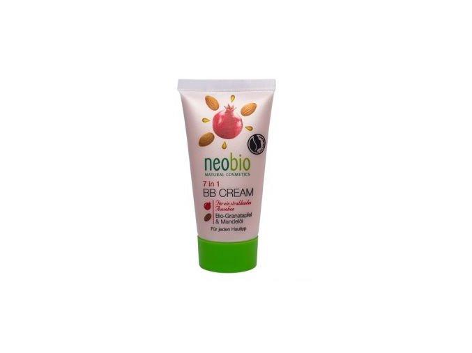 BB krém 7v1 Neobio (Obsah 30 ml)
