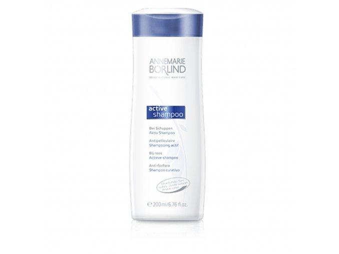 Šampón proti lupinám - Annemarie Borlind (Objem 200 ml)