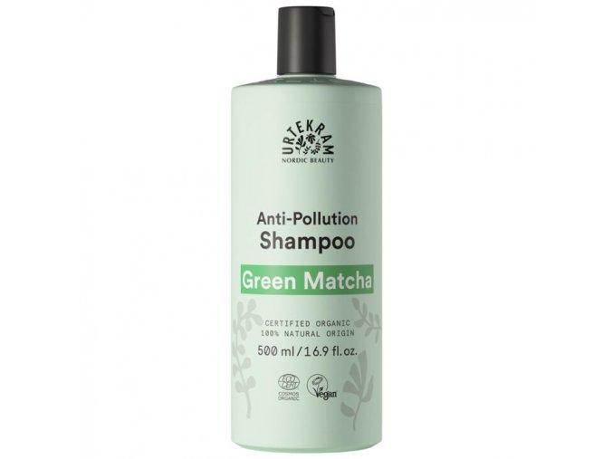 sampon green matcha