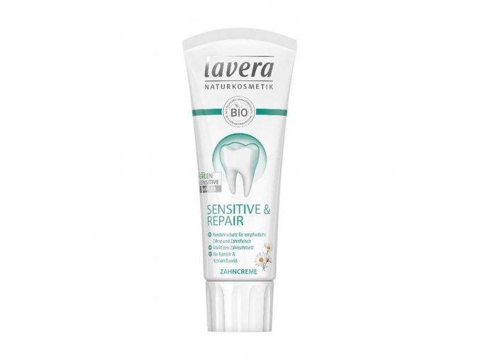 zubna pasta sensitive repair lavera