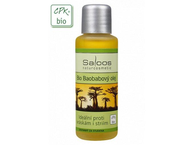 bio baobabovy olej