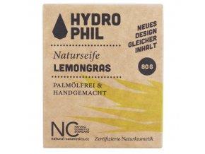 mydlo lemongrass hydrophil