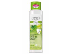 lavera sampon pre normalne a mastne vlasy citronovy 250ml