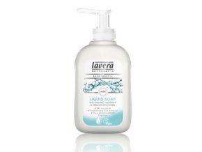Tekuté mydlo nechtík Basis sensitiv - Lavera