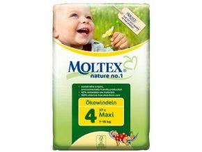Detské eko plienky MAXI 7 - 18 kg (Obsah 30 ks)