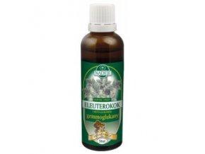 Eleuterokok - tinktúra s betaglukánom TG6 (Objem 50 ml)