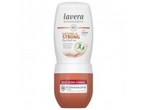 deodorant roll on strong lavera