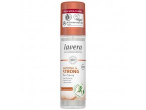deodorant sprej strong lavera