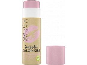 smooth color kiss soft rose sante