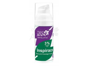 Telový a masážny oleogel Inspirace - Original ATOK (Obsah 50 ml)